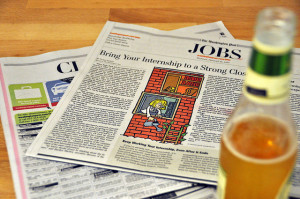 Photo of JOBS and internship article