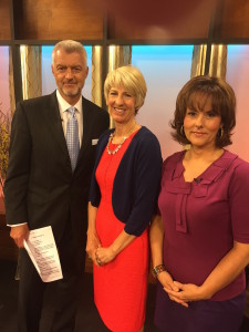 Lisa R. Miller Career Coach, Sharon Rose Vaznais, Lee Nelson, WCSH6