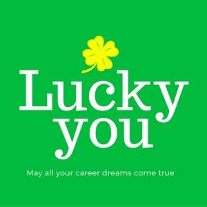 irish luck